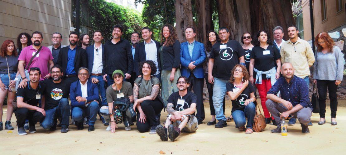 Algunos miembros del equipo OECCC